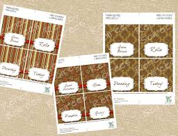 thanksgiving printables renee s soirees