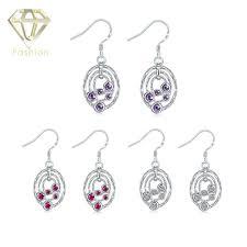 sterling silver earrings sensitive ears online buy wholesale sterling silver earrings sensitive ears from