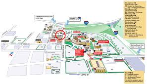 Cleveland State University Campus Map by 2015 Conference Venue Qa Or The Highway