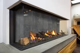 New Design Interior Home New Designer Interior For Modern Gas Fireplaces Concrete Style