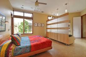 bedroom living room bedroom open white wood dividers modern wall