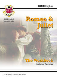 new grade 9 1 gcse english shakespeare romeo u0026 juliet workbook