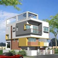 Row House Model - 3d models buildings service provider from indore