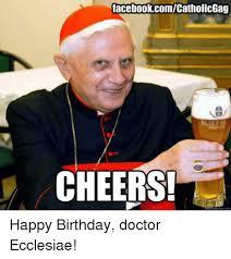 Doctor Who Birthday Meme - facebookcomcatholicgag cheers ckmeme com happy birthday doctor