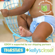 giving diapers giving hope