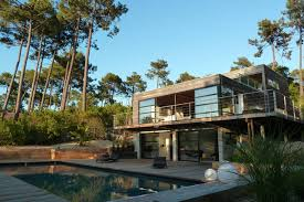 chambres hotes cap ferret villa au cap ferret avec piscine villas à louer à lège cap