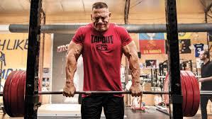 john cena u0027s upper body workout routine muscle u0026 fitness