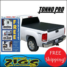 Ford Ranger Truck Bed Cover - amazon com tonnofold 42 502 tri fold soft tonneau cover toyota