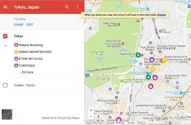 maps googke how to use s my maps to fully customize a travel experience