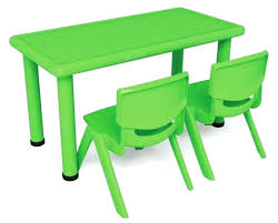 used party tables and chairs for sale chairish kids plastic table and chairs cheap preschool furniture