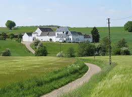 landscape house belgium farm landscape free photo on pixabay