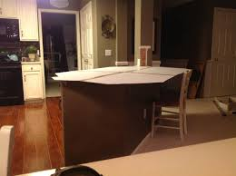 Kitchen Island With Overhang by Diy Home Improvement Ikea Butcher Block Countertops