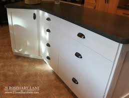 Kitchen Island Makeover Ideas 21 Rosemary Lane Board U0026 Batten Kitchen Island Makeover