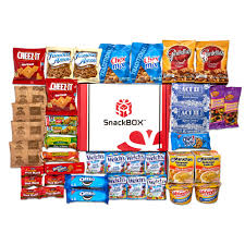 food care packages original snackbox care package 40 count