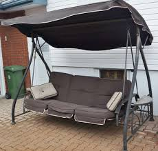 Outdoor Patio Swing by Costco Canada Itm 174000 Canopy