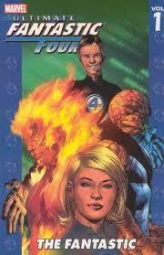 ultimate fantastic volume 1 fantastic brian michael