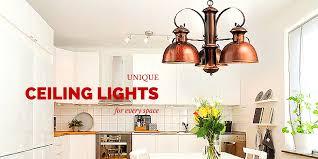 Unique Ceiling Light Fixtures Unique Ceiling Lighting Fixtures For Every Space
