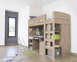bunk beds loft bed with stairs and desk loft bed with desk ikea