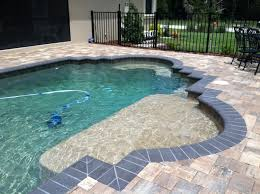 custom inground pools lakeland fl pool blue inc