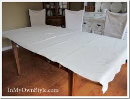 how to enlarge a dining room table for extra seating in my own style