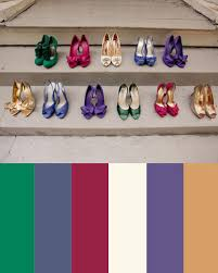 a jewel tone color palette that will make your home appear more