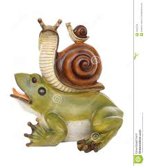 a frog and snail friendship royalty free stock photos image