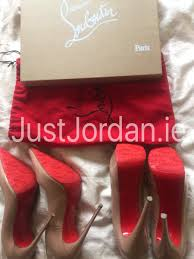 new soles on my loubs just jordan just jordan