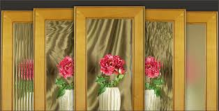 glass for kitchen cabinet doors designer cabinet glass leaded glass inserts walzcraft