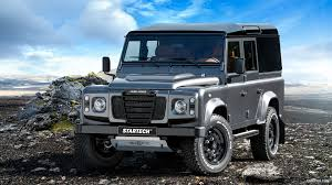 range rover defender 2015 2015 startech sixty8 based on land rover defender caricos com