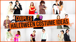 Costume Ideas For Couples Couples Halloween Costume Ideas Youtube