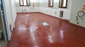 peinture sol cuisine resine pour sol garage avec resine pour sol salle de bain