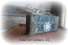 sawdust and sunshowers u2014 christmas sign shelf sitter wooden sign