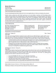 Culinary Resume Sample by Sample Culinary Resume Free Resume Templates Culinary Student