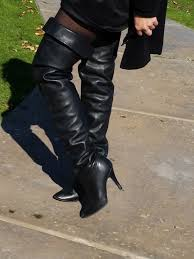 s high boots ebay leather vintage pair crotch high boots finally sell