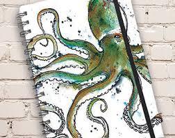 art deco octopus ring holder images Octopus etsy jpg