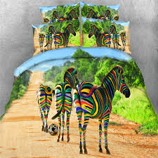 Girls Zebra Bedding by Online Get Cheap Zebra Girls Bedding Aliexpress Com Alibaba Group