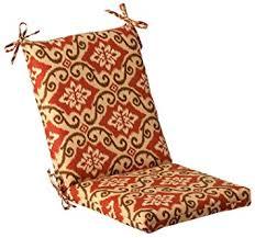 Patio Furniture Cushion Outdoor Patio Furniture Mid Back Chair Cushion