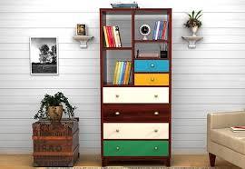 bookshelves buy bookshelf online u2013 upto 70 off wooden street