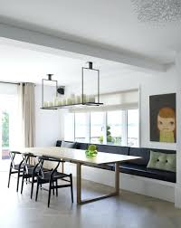 bench seat dining table au piet boon residential project dining