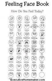 feeling faces printable coloring sheet printable coloring sheets