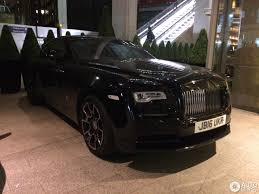 rolls royce chrome rolls royce wraith black badge 8 march 2017 autogespot