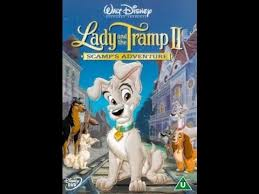 opening lady tramp 2 scamp u0027s adventure 2001 uk dvd