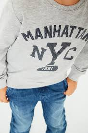 manhattan sweatshirt online in boy best seller terranova