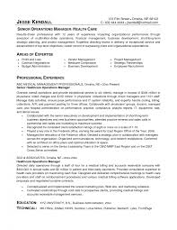 Production Manager Cover Letter Operation Manager Resume Samples Visualcv Resume Samples Database