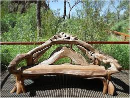 wood bench wonderful for outdoor design find fun art projects