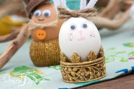 Lawn Easter Egg Decorations by 31 Most Trendy Ways To Decorate Easter Eggs Home Designing