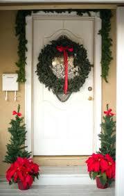 front doors outdoor christmas wreaths for front door outdoor