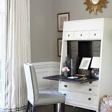 Wainscoting Office Gray Wainscoting Design Ideas