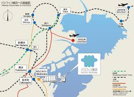map to pacifico yokohama destination access
