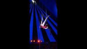 emerald city trapeze halloween sue la la trapeze summer 2017 youtube